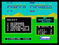 Hyper Sports ZX Spectrum 02