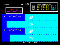 Hyper Sports ZX Spectrum 05