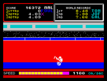 Hyper Sports ZX Spectrum 13