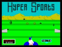 Hyper Sports ZX Spectrum 15