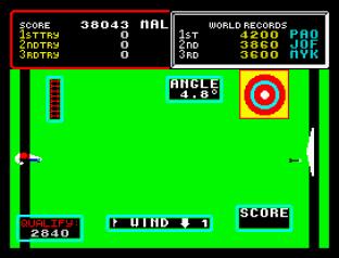 Hyper Sports ZX Spectrum 17