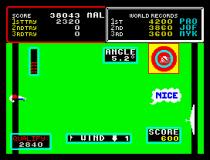 Hyper Sports ZX Spectrum 18