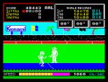 Hyper Sports ZX Spectrum 19