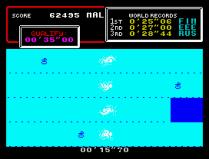 Hyper Sports ZX Spectrum 25