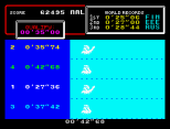 Hyper Sports ZX Spectrum 26