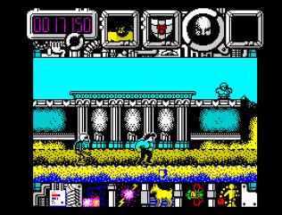 Hysteria ZX Spectrum 10