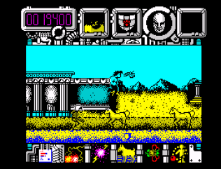 Hysteria ZX Spectrum 11