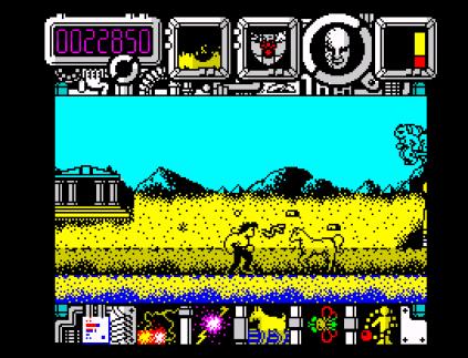 Hysteria ZX Spectrum 12