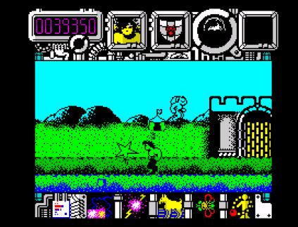 Hysteria ZX Spectrum 20