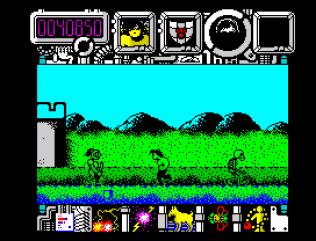 Hysteria ZX Spectrum 21
