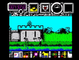 Hysteria ZX Spectrum 22