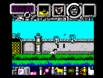 Hysteria ZX Spectrum 27