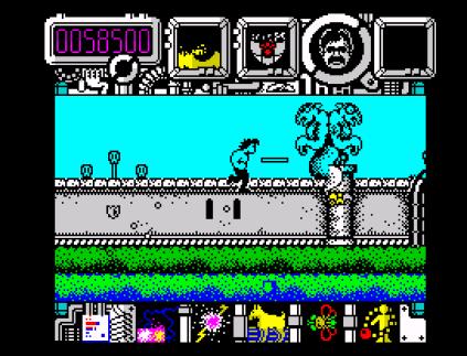 Hysteria ZX Spectrum 31