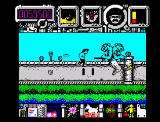 Hysteria ZX Spectrum 33