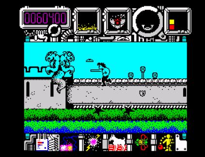 Hysteria ZX Spectrum 34