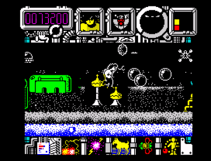 Hysteria ZX Spectrum 42