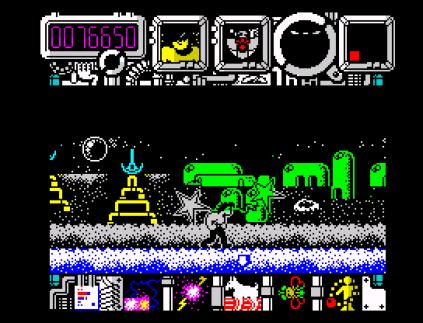 Hysteria ZX Spectrum 45