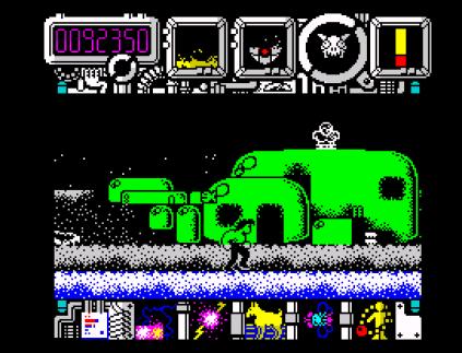 Hysteria ZX Spectrum 53