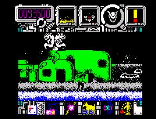 Hysteria ZX Spectrum 54