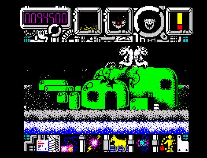 Hysteria ZX Spectrum 56