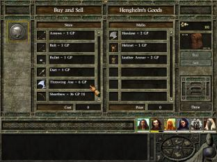 Icewind Dale 2 PC 020