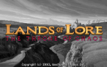 Lands of Lore - The Throne of Chaos PC 001