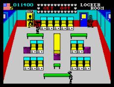 Mikie ZX Spectrum 10