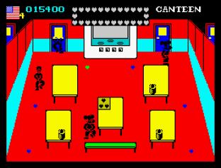 Mikie ZX Spectrum 12