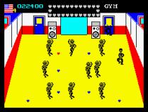 Mikie ZX Spectrum 14