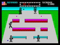 Mikie ZX Spectrum 16