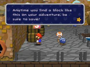 Paper Mario - The Thousand Year Door Gamecube 009