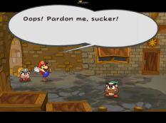 Paper Mario - The Thousand Year Door Gamecube 032