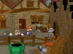 Paper Mario - The Thousand Year Door Gamecube 033