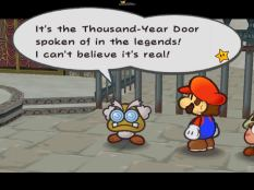Paper Mario - The Thousand Year Door Gamecube 077