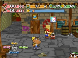 Paper Mario - The Thousand Year Door Gamecube 097