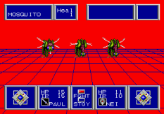Phantasy Star 2 Megadrive 010