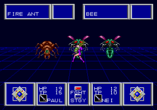 Phantasy Star 2 Megadrive 012