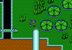 Phantasy Star 2 Megadrive 021