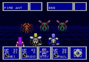 Phantasy Star 2 Megadrive 031