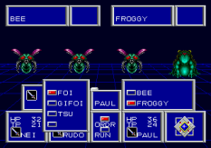 Phantasy Star 2 Megadrive 033