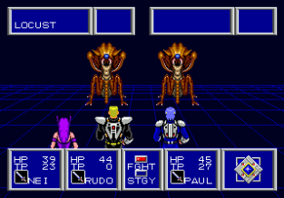 Phantasy Star 2 Megadrive 034