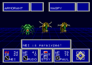 Phantasy Star 2 Megadrive 042