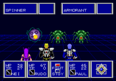 Phantasy Star 2 Megadrive 043