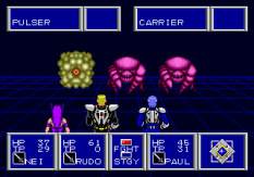Phantasy Star 2 Megadrive 055