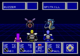 Phantasy Star 2 Megadrive 075