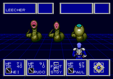 Phantasy Star 2 Megadrive 077