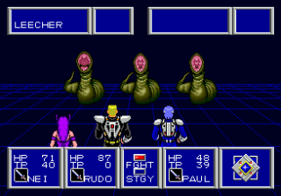 Phantasy Star 2 Megadrive 078