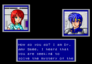 Phantasy Star 2 Megadrive 086