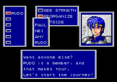 Phantasy Star 2 Megadrive 087