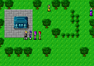 Phantasy Star 2 Megadrive 089